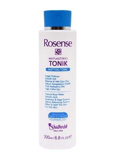 Rosense Matlaştırıcı Tonik 200 Ml Renksiz